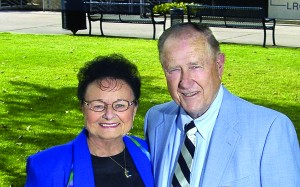 [Martha Amescua] The donations made from Citrus College alumni Bill May and Betty Holt May's estate will benefit student scholarships.