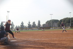 The Pitching for the Owls' softball team isn't what it used to be, but the squad is making up for it on the other side of the plate.