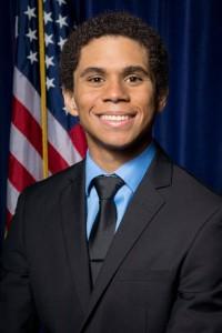 Tyler Hernandez ASCC President