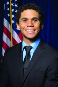 ASCC President, Tyler Hernandez. (Photo courtesy of ASCC)
