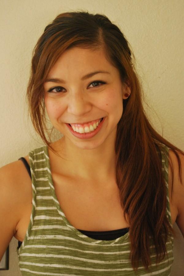 ESHAS DANCER- Lisa Lopez. (Alyssa Bujanda / Citrus College Clarion)