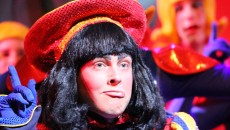 Garret Smith captures Lord Farquaad's trademark attitude in Shrek the Musical. (Joe Moreno/Clarion)
