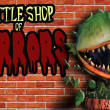 "Audrey II is the ""star"" of the hit musical ""Little Shop of Horrors."" The people-eating Venus flytrap belongs to plant shop employee, Seymour Krelborn.  (Photo illustration by: Evan Solano)"