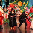 """The student cast of this year's """"Christmas Is"""" production takes the audience on an holiday journey through the Kingdom of Sweets."""