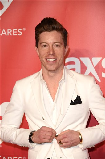 Professional Snowboarder Shaun White is bringing Air + Style to the Rose Bowl in Pasadena this weekend. (AP Images)