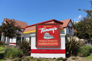 The Original Tommy's World Famous Hamburgers has been around since 1946. From the Monrovia Gold Line station, Tommy's is less than a half-hour walk.