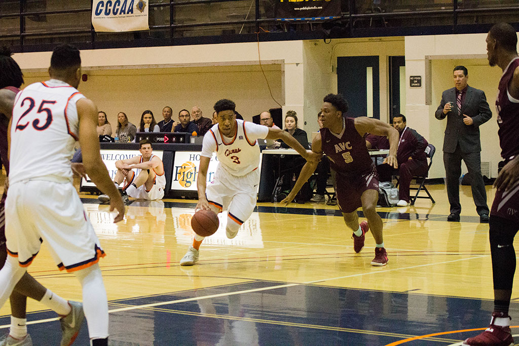 Antelope Valley game-winning three ends Owls' season - Citrus College Clarion