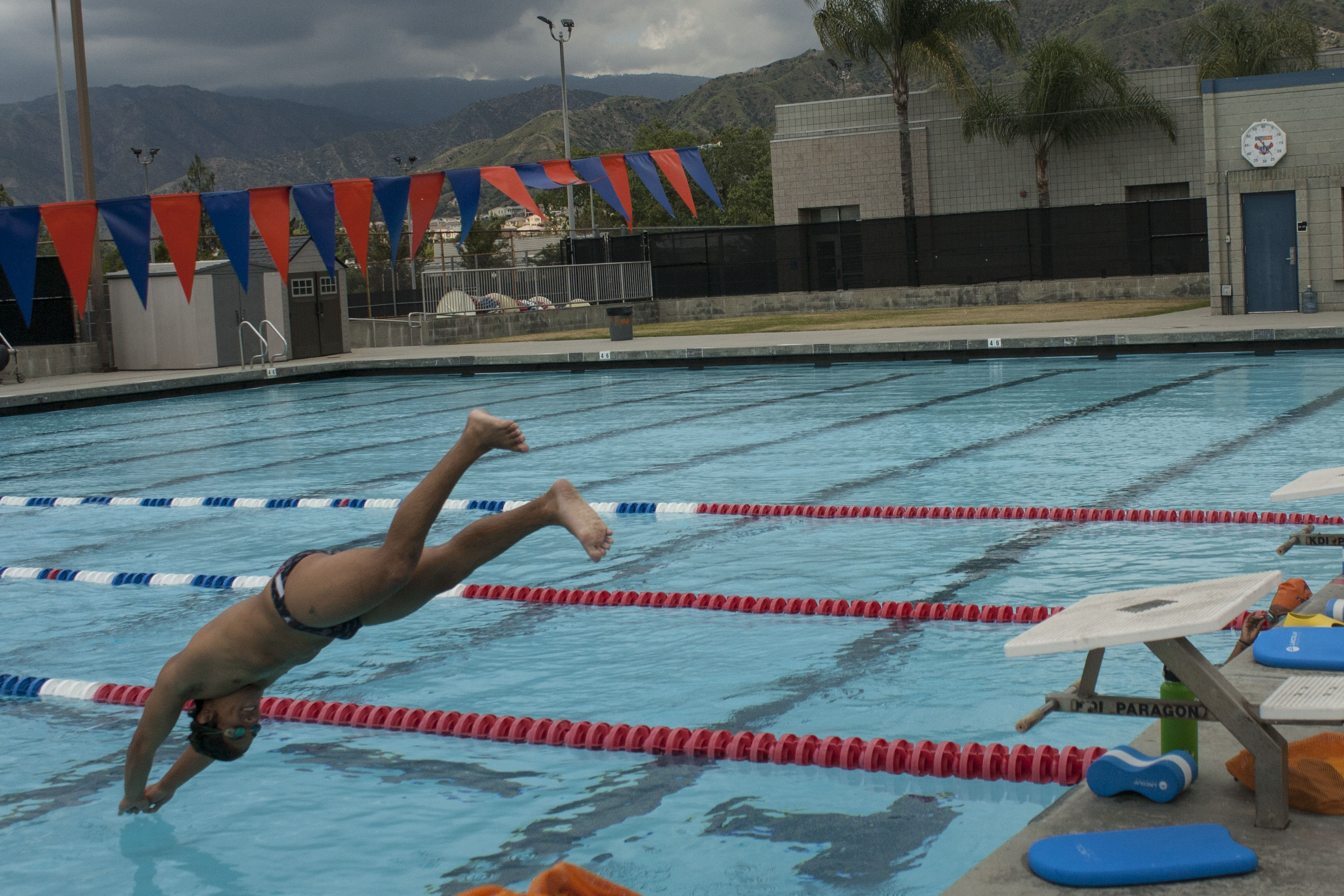 Men S Swim Team Revived After Six Year Drought Citrus College Clarion